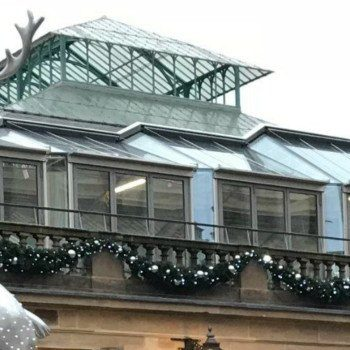 Covent Garden London at Christmas