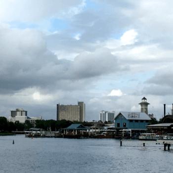 Four days in Orlando Florida