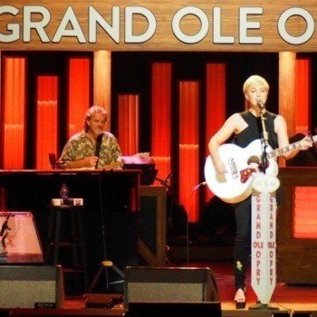 Maggie Rose at the Grand Ole Opry