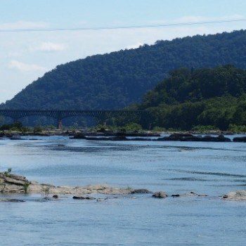 Harpers Ferry West Virginia with kids
