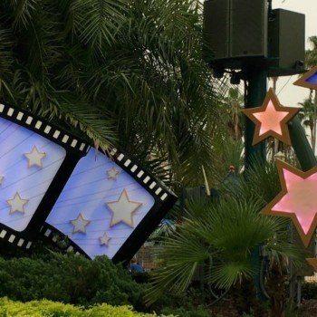 One day in Disney World Hollywood studios
