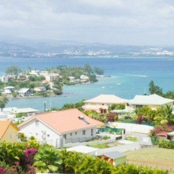 La Suite Villa Hotel Martinique view