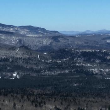 Maine winter getaway
