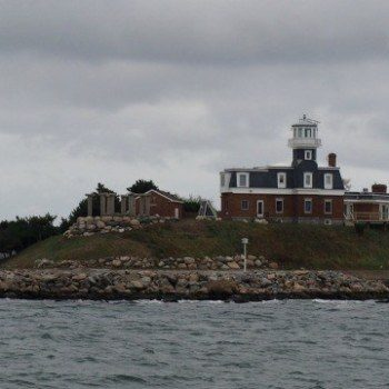 Exploring New England's Historic Lighthouses on the Cross Sound Ferry