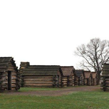 Visiting Valley Forge National Historical Park with kids