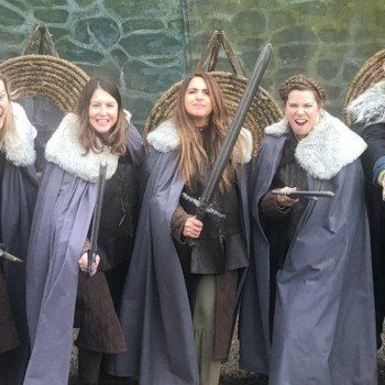 Winterfell Tour experience