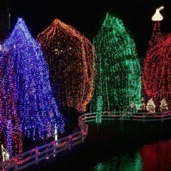 Christmas in Hersheypark