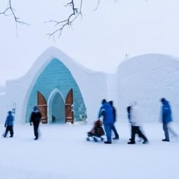 Ice Hotel in Quebec Canada: A Review of Hotel de Glace