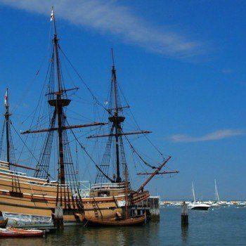 Mayflower II Plymouth MA
