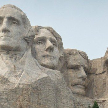 Mount Rushmore things to do in the Black Hills