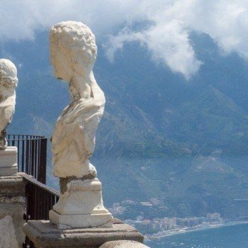 What to do in Ravello Italy Villa Cimbrone Infinity Terrace