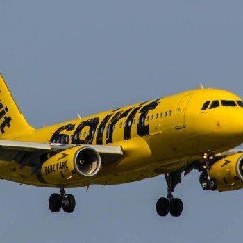Spirit flights from Hartford