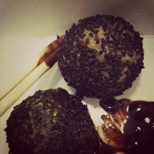 Rickshaw chocolate soup dumpling | Weekend in NYC via We3Travel