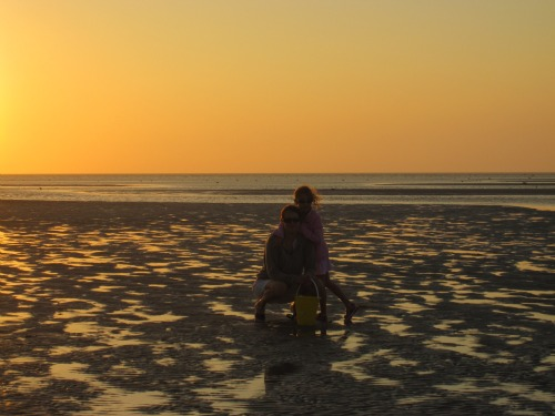 Best place to watch the sunset on Cape Cod -- Skaket Beach